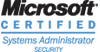 Microsoft Certified Systems Administrator: Security